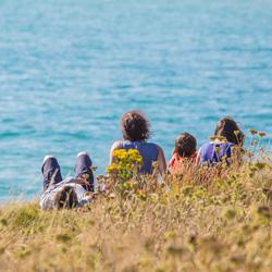 Camping vue mer Crozon